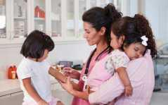 Enfermagem na Saúde Coletiva e Estratégica Saúde da Família